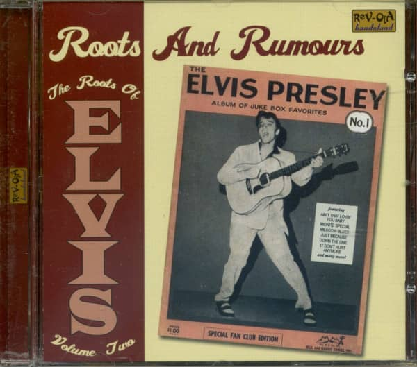 Roots & Rumors: The Roots Of Elvis Vol.2 (CD)