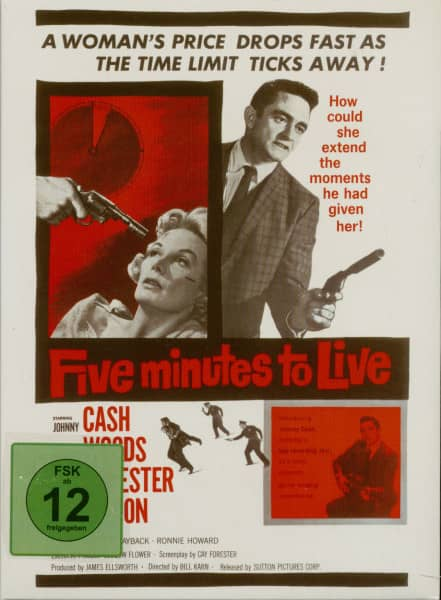 Five Minutes To Live - Movie - Spielfilm (DVD)