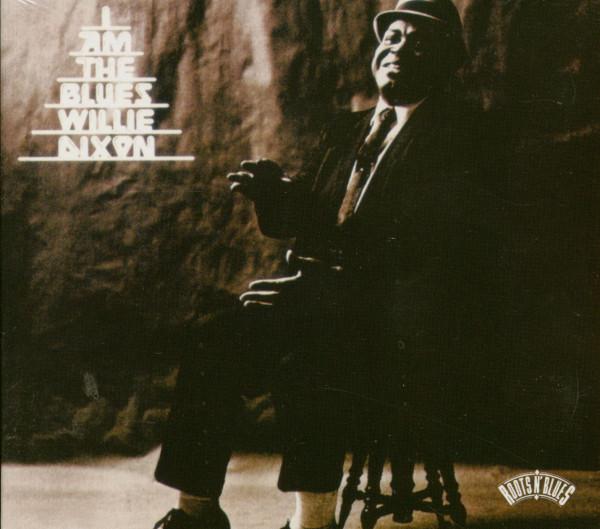 I Am The Blues (CD)
