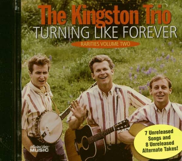Turning Like Forever - Rarities Vol.2 (CD)