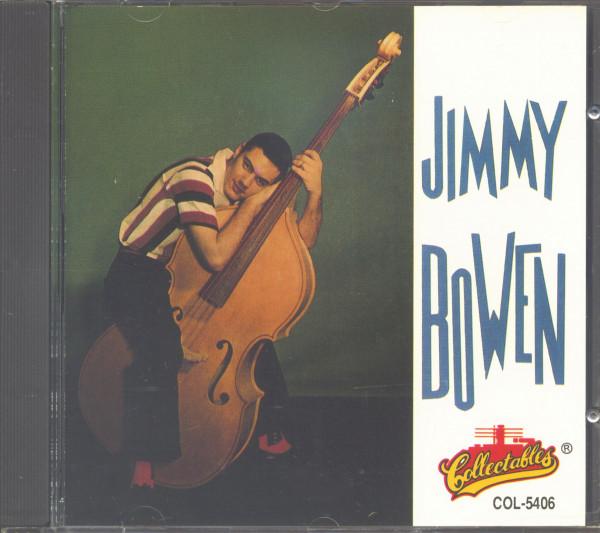 The Best Of Jimmy Bowen (CD)