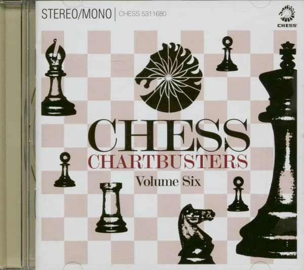 Chess Chartbusters Vol.6 (CD)