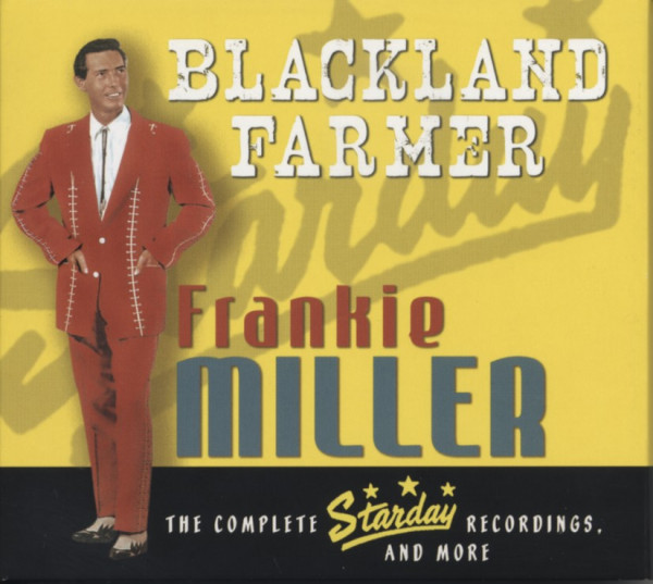 Blackland Farmer - Complete Starday Recordings (3-CD)