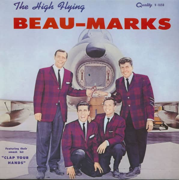 The High Flying Beau-Marks (LP)