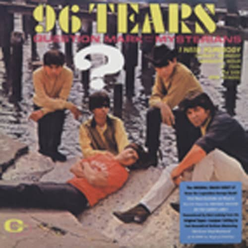 96 Tears - 180g Vinyl (mastered at 45RPM)