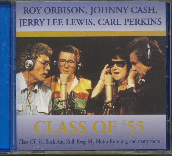 Class Of 55 - Memphis Rock & Roll Homecoming (CD)