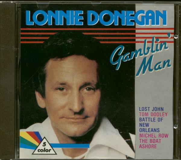 Gamblin' Man (CD)