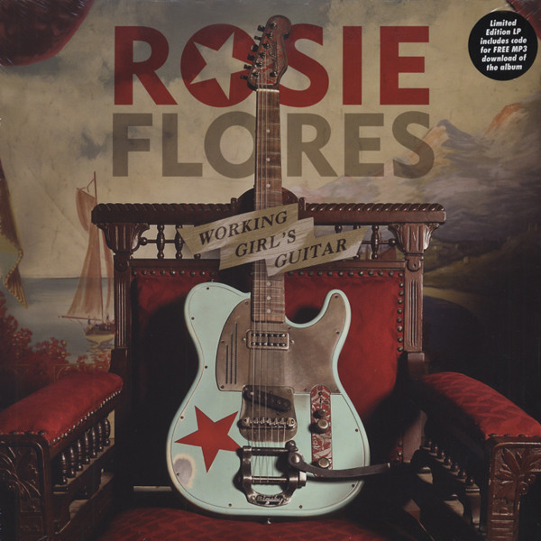 Working Girl's Guitar (Incl.MP3 download) Ltd
