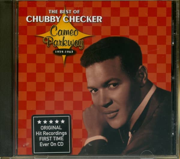 The Best Of Chubby Checker 1959-63 (CD)