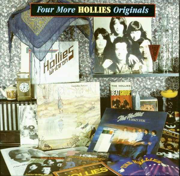 Four More Hollies Originals (4-CD)