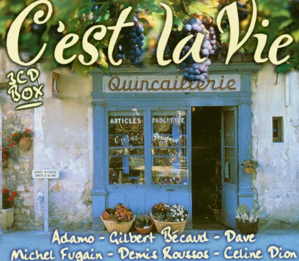 C'est La Vie (3-CD)