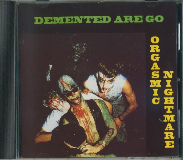 Orgasmic Nightmare (CD Album)