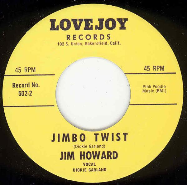 Down At Old Jimbo's - Jimbo Twist 7inch, 45rpm