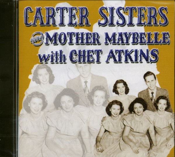 And Mother Maybelle with Chet Atkins (CD)