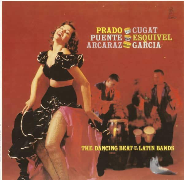 The Dancing Beat Of The Latin Bands (LP)