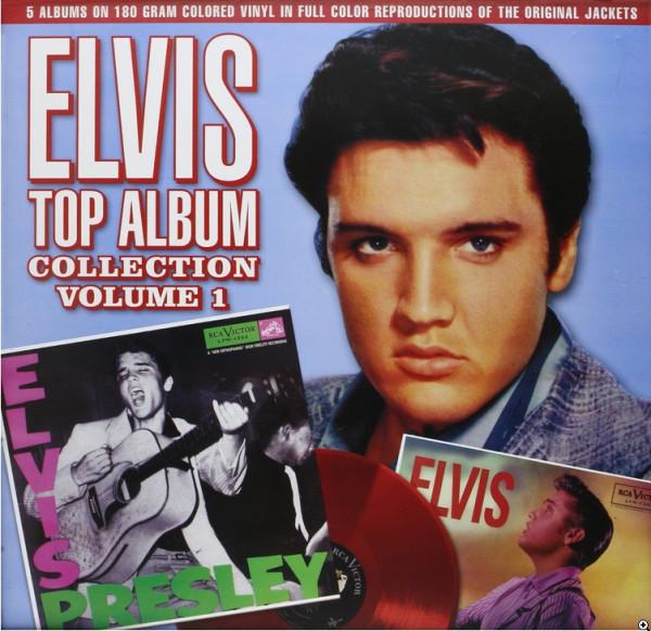Top Album Collection Vol.1 (5-LP, 180g Vinyl)