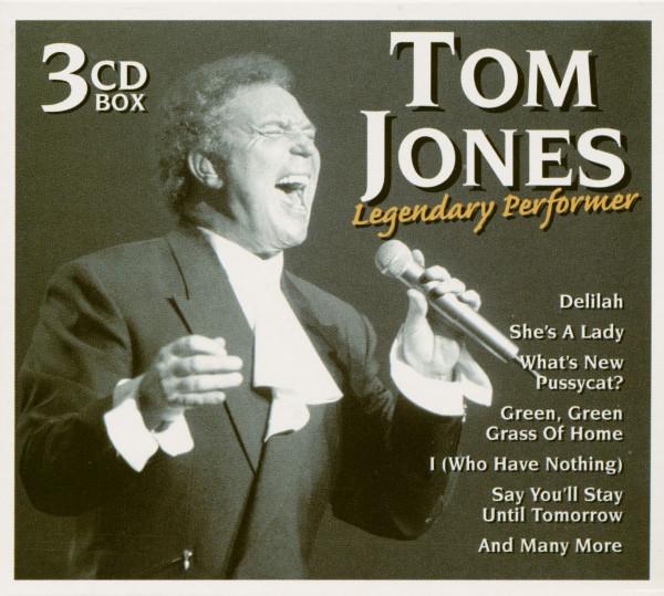 Legendary Performer (3-CD)
