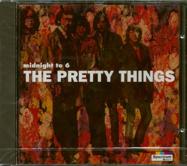 Midnight To 6 (CD)