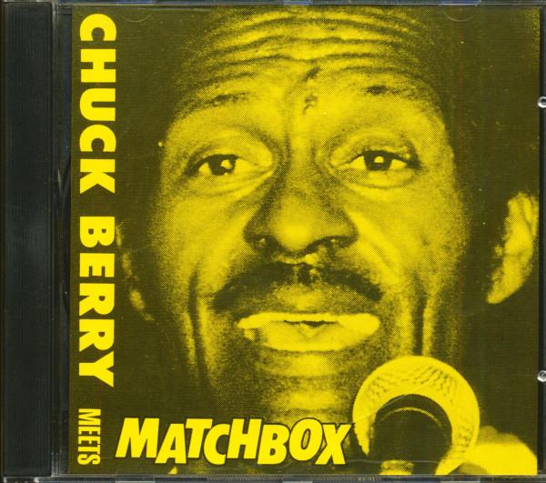 Chuck Berry Meets Matchbox - Live! (CD)