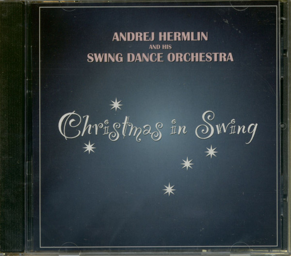 Christmas In Swing (& Swing Dance Orchestra) (CD)