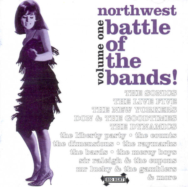 Northwest Battle Of The Bands Vol.1