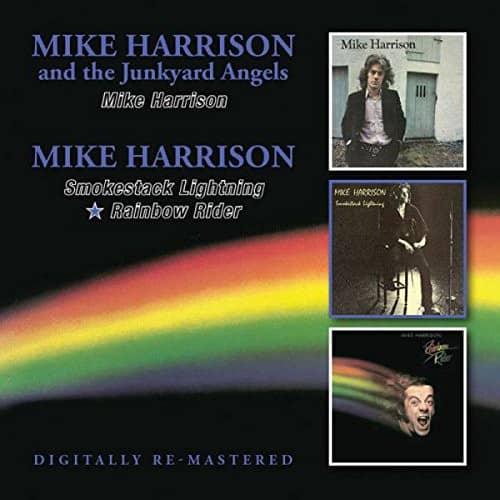 Mike Harrison/Smokestack (2-CD)