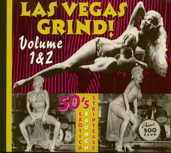 Las Vegas Grind Vol.1&2 (CD)