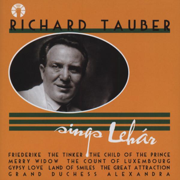 Tauber Sings Lehar