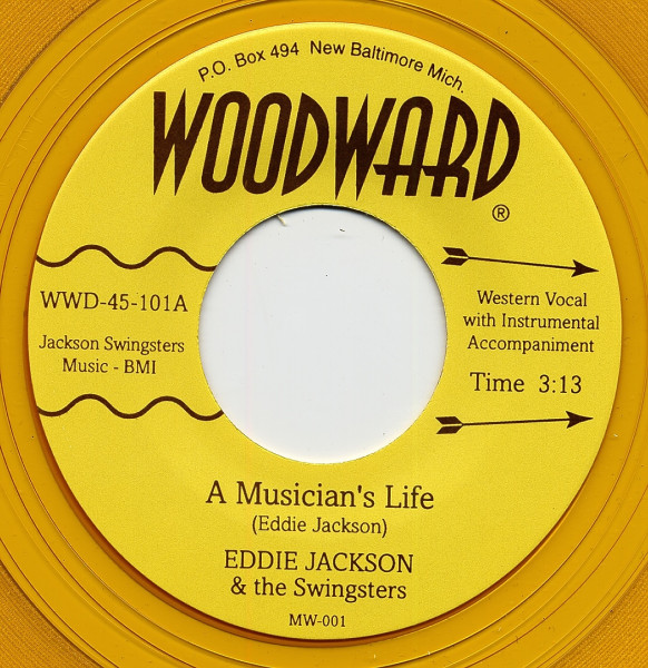 A Musicians Life - Toddy For The Buddy 7inch, 45rpm