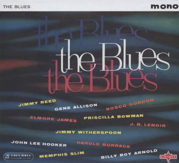Vee-Jay Presents The Blues (2-CD)