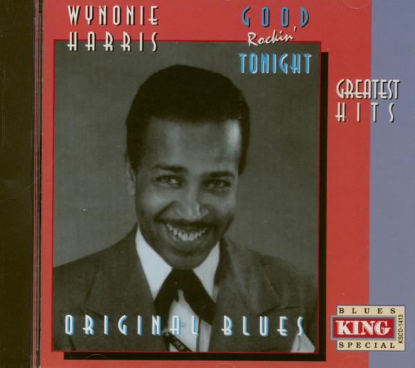 Good Rockin' Tonight (CD)