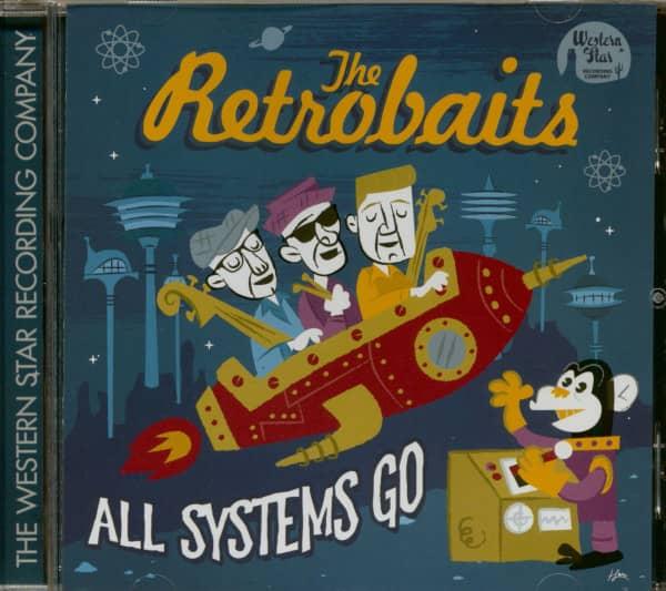 All Systems Go (CD)