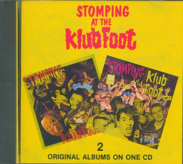 Stomping At The Klub Foot - Volumes 1 & 2 (CD, Ltd.)