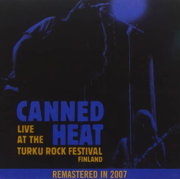 Live At Turku Rock Festival