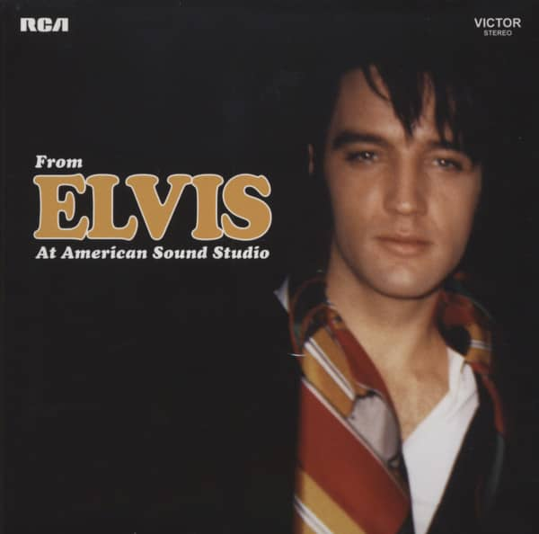 From Elvis At American Sound Studio (2-CD)