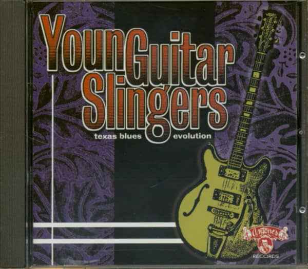 Young Guitar Slingers (CD)