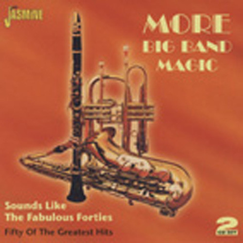More Big Band Magic (2-CD)
