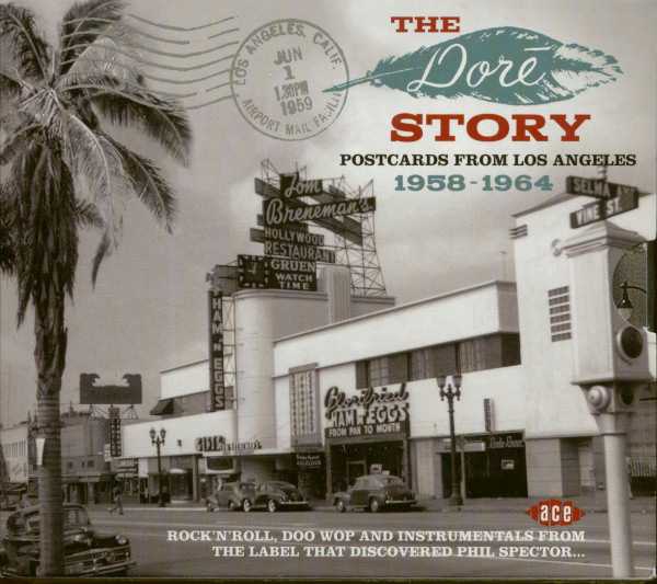 The Dore Story - Postcards From Los Angeles 1958-1964 (CD)