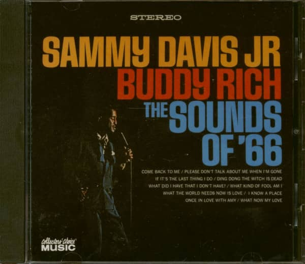 The Sound Of '66 (CD)
