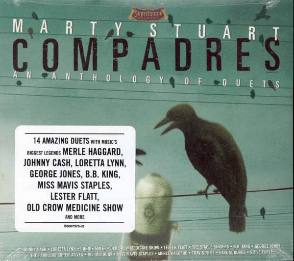 Compadres - An Anthology Of Duets