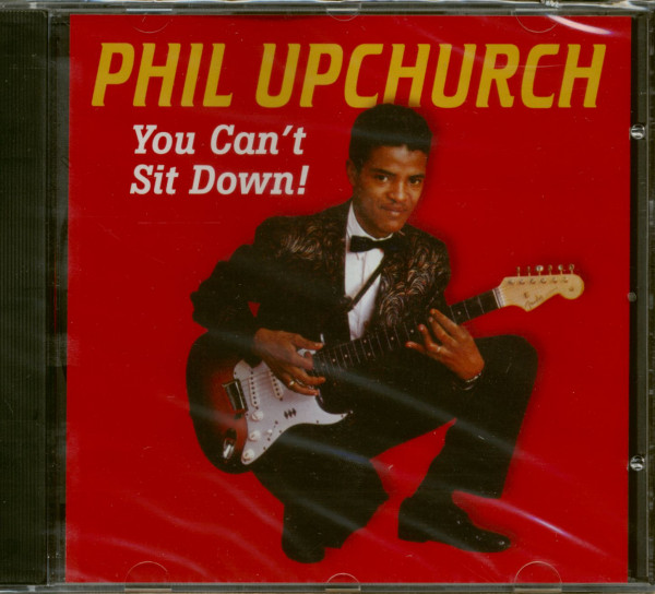 You Can't Sit Down (CD)