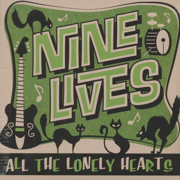 All The Lonely Hearts (LP)