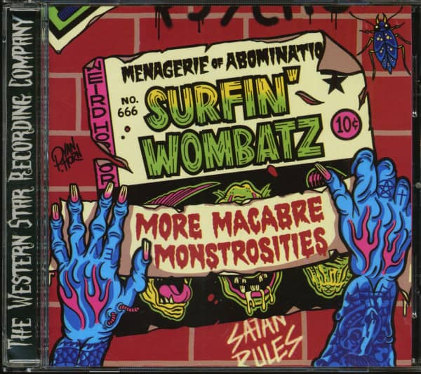 More Macabre Monstrosities (CD)