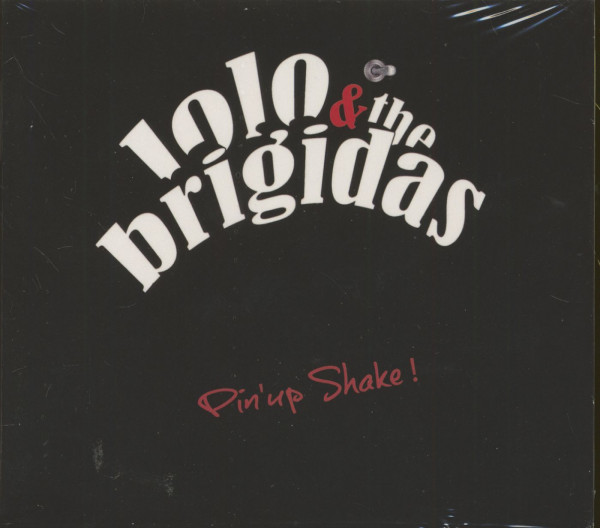 Pin' Up Shake (CD)