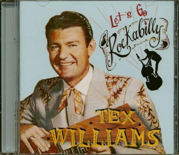 Let's Go Rockabilly (CD)