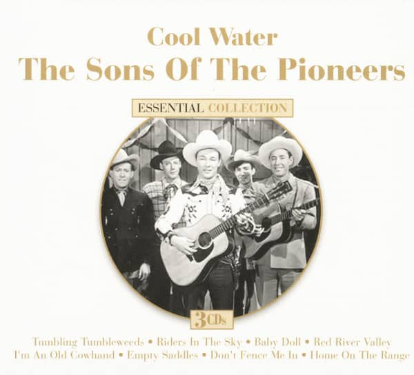 Cool Water - Essential Collection (3-CD)