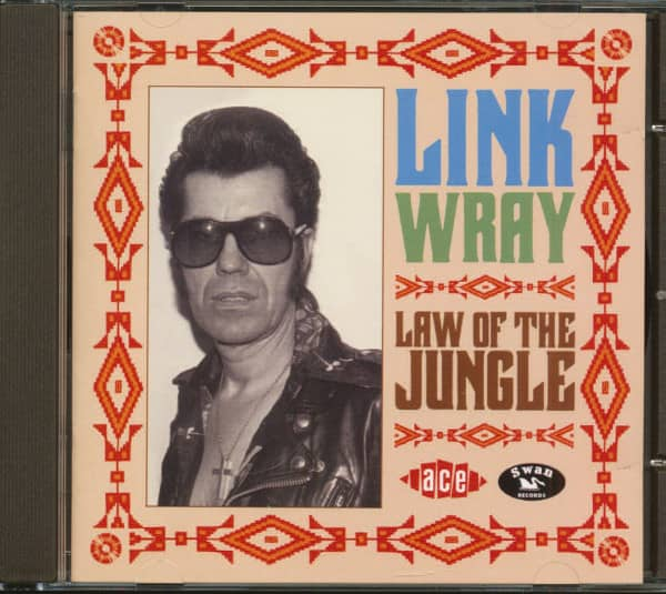 Law Of The Jungle (CD)