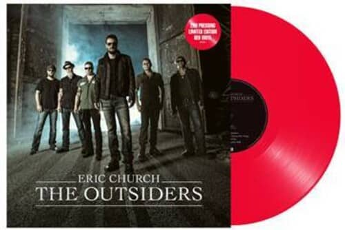 The Outsiders (2-LP, 180g, Limited, Red Vinyl)