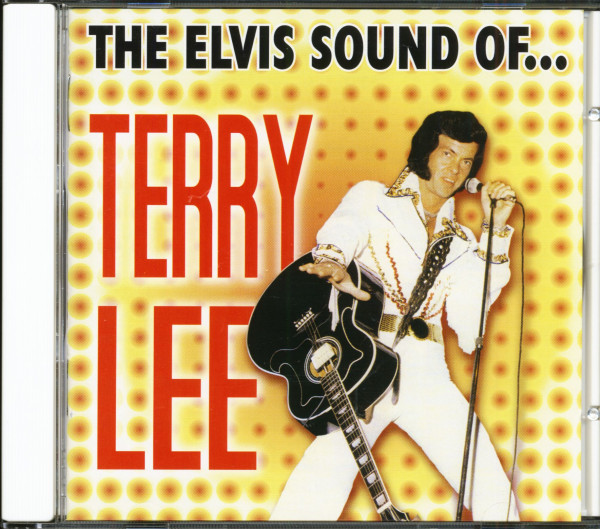 The Elvis Sound Of Terry Lee (CD)