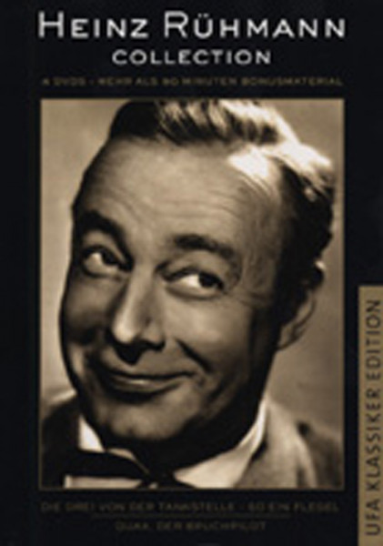 UFA Klassiker Edition...plus (4-DVD) Schuber